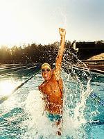 swimmer,winner,success,motivation